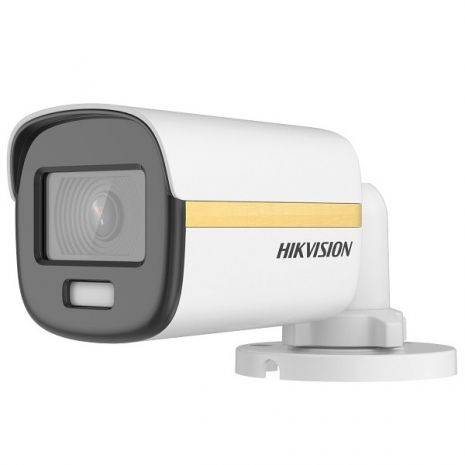 Hikvision DS-2CE10DF3T-F 2 MP ColorVu Fixed Mini Bullet Camera